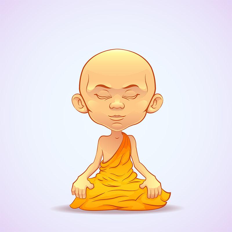 Il maestro o guru